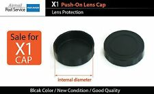 X1 43mm Push-On FRONT lens cap FIT Canon Olympus Leica Zeiss Ricoh Minolta ect
