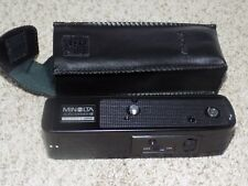 Minolta Auto Winder G with Case