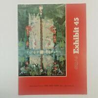 Exhibit 45 Vintage Magazine of Art July - Aug. 1971