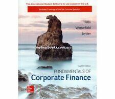 Fundamentals of Corporate Finance 12e Global Edition