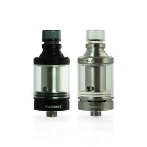 Wismec® Amor™ Mini Tank | £12.95 | 2ml Top-fill | Black or Silver | 100% Genuine