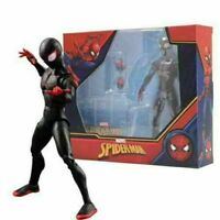 Marvel Spider-Man Miles Morales Into the Spider-Verse Action Figure Model Toys
