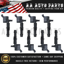Pack 8 DG511 Ignition Coil For 2004-2008 Ford F-150 Expedition 4.6L 5.4L FD508