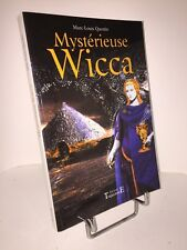 Mystérieuse Wicca par Marc-Louis Questin