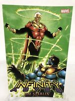 Thanos Infinity Abyss Collects #1-6 Marvel TPB Trade Paperback Brand New