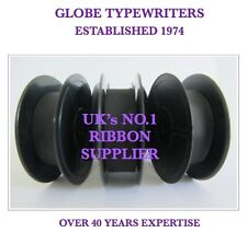 3 x *BROTHER DELUXE 240T* *PURPLE* COMPATIBLE TYPEWRITER RIBBONS TOP QUALITY