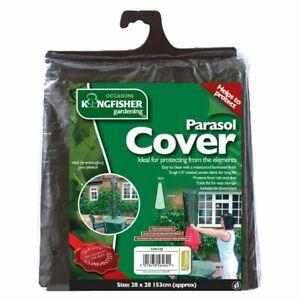 NEW Parasol Cover Kingfisher Green Waterproof Garden Furniture Patio Umbrella