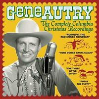 Gene Autry - The Complete Columbia Christmas Recordings (NEW CD)