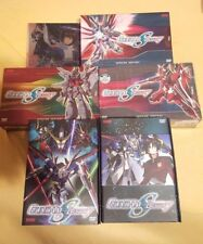 Gundam Seed Destiny 1-12 with 5 Limited Edition Boxes & Complete Best CD