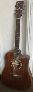*Read Desc* Ibanez AW54CE-OPN Artwood Electro-Acoustic Guitar | FAST SHIPPING