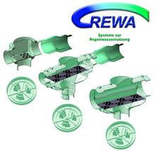 Regenwasserfilter Zubehör Skimmer REWA Zisternenfilter 3P Rückstauklappe