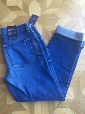 NWT! TOMMY HILFIGER Boyfriend stretch denim blue jeans sz 4