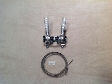 Shimano down tube friction shifters model LB-150 w/inner cables NOS