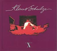 KLAUS SCHULZE-X-JAPAN 2 MINI LP SHM-CD BONUS TRACK J50