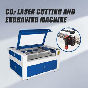 180W RECI W8 CO2 Laser Cutting Machine Linear Module Laser Engraver 1390 FDA CE
