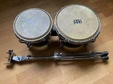 Meinl Bongos Schwarz Percussion Holz