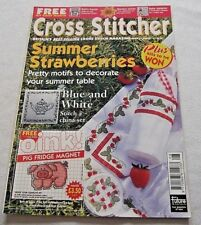 A CROSS STITCHER MAGAZINE ONLY (NO FREE GIFT) AUGUST 1997 ISSUE 59