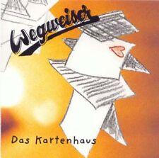 Mappa di il castello di carte CD (2002 DODO Records) tedesco! punk
