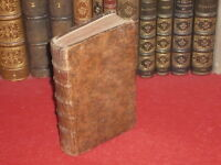 FRANCOIS DE MAUCROIX / OEUVRES POSTHUMES 1710 Rare EO!! J. ETIENNE