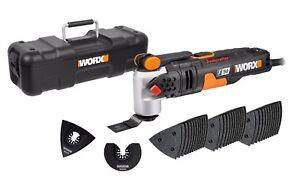 WORX WX681 F50 450W Sonicrafter Multi-Tool Oscillating Tool