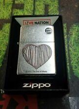 Nirvana Zippo Lighter Authentic 2017 Licensed Rock N Roll Cobain