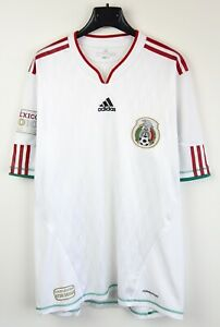MEXICO Limited Edition 10k National Football Home 2010 Shirt Men L Jersey Soccer