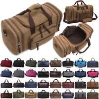Mens Shoulder Handbag Luggage Ultralight Weekend Overnight Travel Duffel Bag