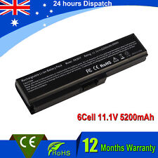 For Toshiba Satellite L650 L670 L675 L735 L745 L750 L750D L755 Laptop Battery H