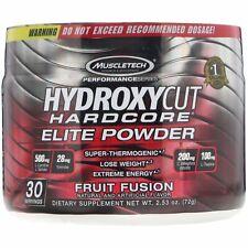Performance Series, Hydroxycut Hardcore, Elite Powder, Fruit Fusion, 2.53 lbs