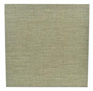Pebeo 30 x 30 cm Natural Linen Canvas Boards