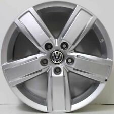 "4X GENUINE VW 18"" | AMAROK | TRANSPORTER 2020 HIGH LINE  ALLOYS ONLY  NO TYRES"
