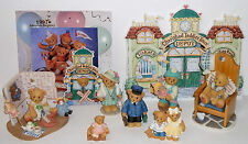 Cherished Teddies 1997 Club Kit Lloyd, Blaire, Benny, Amelia, Mary Jane + more