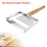 déboucher fourchette chérie grattoir outil de l'apiculture matériel apicole