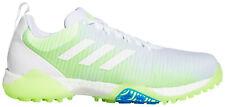 Adidas codechaos Golf Zapatos EE9101 Blanco/Verde/Azul Gloria de señal Hombre Nuevo