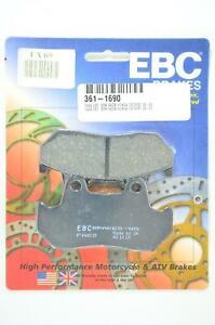 Standard Organic Brake Pads EBC FA69