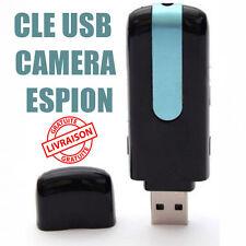 Clé USB caméra espion avec détecteur de mouvement