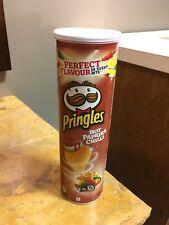 Fresh Pringles Hot Paprika Chili flavor.  Full Sealed can
