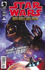 Star Wars Darth Vader & Ghost Prison #1 #2 Comics NEW STORY 2012 Dark Horse