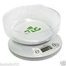 Gro1 Nutrient Digital Scale - Grams Ounces Troy OZ Pennyweight 2.2lb BAY HYDRO