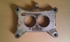 2 Barrel Carburetor Spacer Plate Ford Part