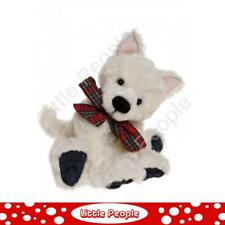 Charlie Bears Jointed Dog Best Friend Soft Toy/plush/collectible 30cm