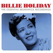 BILLIE HOLIDAY - THE ESSENTIAL BRUNSWICK RECORDINGS - 3 CD - FREE POST IN UK
