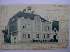 9604 Ak Neusalz o Schlesien Correos 4.7.1904 PC Post