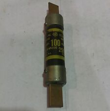 GF4A100 General Electric One-Time Fuse 100A 250V