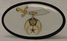 Shriners Trailer Hitch Cover, Made in the USA
