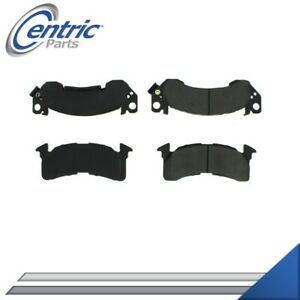 FRONT SEMI-METALLIC BRAKE PADS LEFT & RIGHT SET FOR 1979-1986 GMC C2500 SUBURBAN