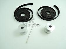 2M GT2 Timing Belt Set + 2X GT2 20 Tooth Pulleys for RepRap 3D Printer Prusa i3
