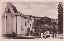 8030) BOLOGNA STAZIONE DELLA FUNIVIA S.LUCA.