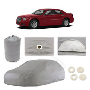 Chrysler 300 5 Layer Car Cover Fitted Outdoor Water Proof Rain Snow Sun Dust