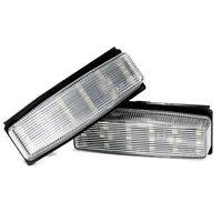 2 X LED Éclairage pour Plaque D'Immatriculation Mazda Miata MX 5 Xenon Lampe